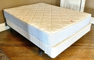 Mattress, Springs, & Bed Frame