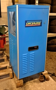 Sharpe Dryaire Air Drying System