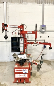 Coats X-Series 80X Rim Clamp System Tire Changer