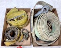 Nylon Lift Slings & Shackles