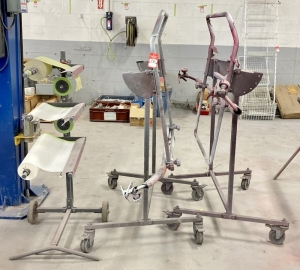 Paint Booth Equipment