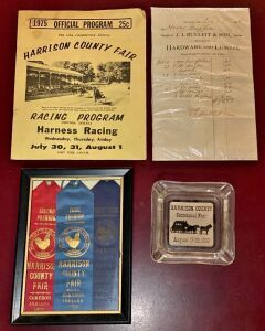 Harrison County Fair Items