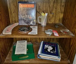 Monon Railroad Collectibles