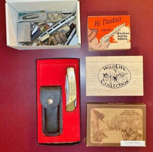 Vintage Pocket Knife Collection