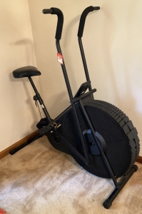 Weslo 605s Stationary Bicycle