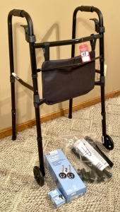 Equate Folding Walker