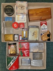 Tobacco Collectibles