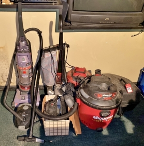 Shop Vacs & Vacuums