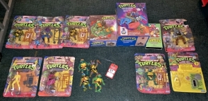 1980's and 90's Vintage Toys