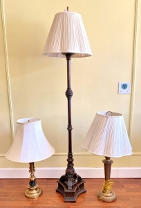 Table & Floor Lamps
