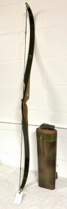 "Vintage Bear ""Grizzly"" Recurve Bow"