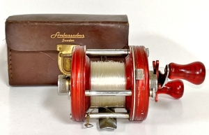 Vintage Ambassadeur No. 5000 Fishing Reel