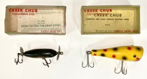 Vintage Creek Chubb Fishing Lures