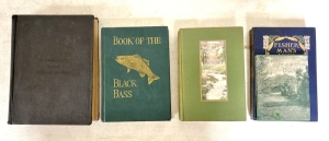 Vintage Outdoor Themed Hardbound Books