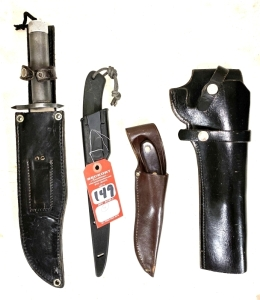 Hunting Knives & Holster