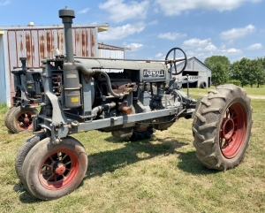 1931 Farmall Regular Narrow Tread Tractor