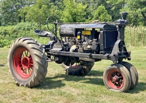 1937 Farmall F-20 Narrow Tread Tractor