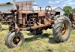 1935 Farmall F-20 Narrow Tread Tractor