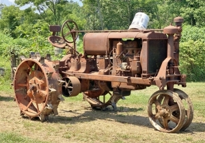 1936 Farmall F-30 Narrow Tread Tractor