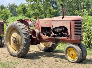 1946 Massey Harris 101 Senior Tractor