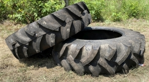 Titan 11.2-24 Tractor Tires-New
