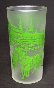 1950 Kentucky Derby Julep Glass