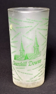 1954 Kentucky Derby Julep Glass