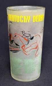 1956 Kentucky Derby Julep Glass - Updated