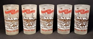 1965 Kentucky Derby Julep Glasses