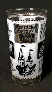 1967 Kentucky Derby Julep Glasses