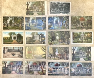 West Baden Springs Hotel Postcard Collection
