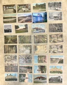West Baden and French Lick Indiana Postcard Collection