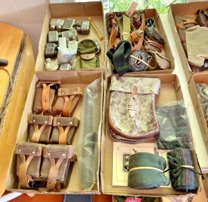 AK-47 Ammo Pouches & Related Items
