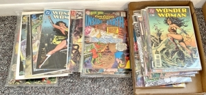 Vintage Cave Themed Comic Books