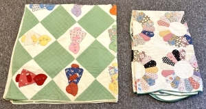 Vintage Handmade Quilts