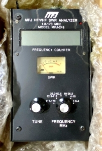 MFJ SWR Analyzer