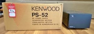 Kenwood PS-52 DC Power Supply