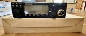 Kenwood Mobile Transceiver & FM Unit