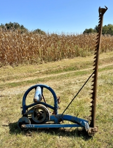 Ford 501 3-pt Sickle Mower