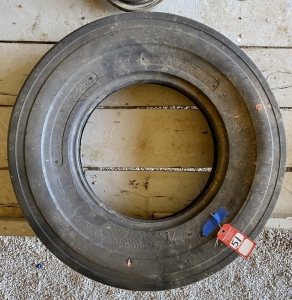 New 7.50-16SL Front Tractor Tire