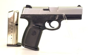 Smith & Wesson SW9VE 9mm Pistol