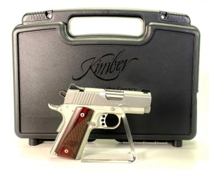 Kimber Stainless Ultra Carry II 9mm Pistol - NEW