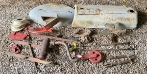 Vintage Ford Tractor Parts