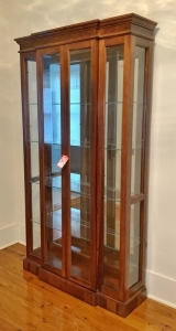 Modern Lighted Display Cabinet