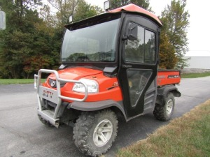 2013 Kubota RTV 900 XTS-A Utility Vehicle