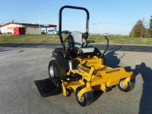 Hustler Fastrak Zero Turn Mower
