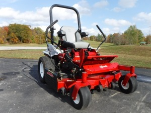 Exmark Laser Z Zero Turn Commercial Mower