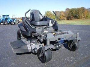 Spartan HD Pro Zero Turn Mower