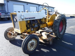 International Cub Lo-Boy Tractor