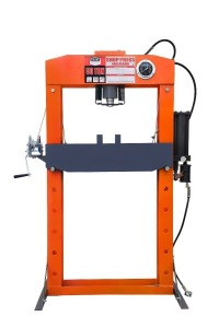 50-Ton Hydraulic Shop Press-New